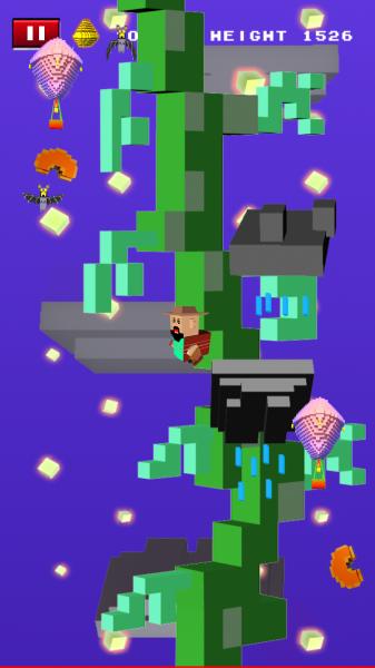 Beany Stalk 3