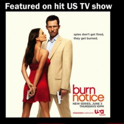 """Feature song in opening episode """"Red Dress"""" by Rockburn. Michael Westen is back and dressed to kill!"""