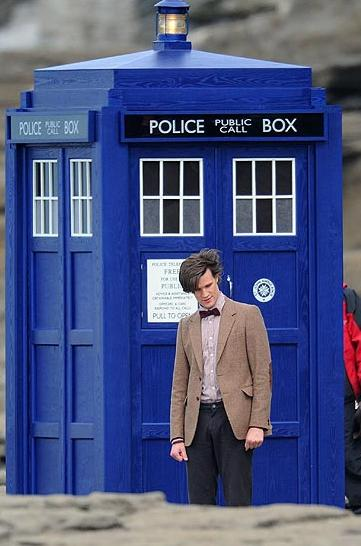 Show me your TARDIS and I will show you mine. Wink wink nudge nudge