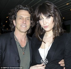 Matt Smith Doctor Who girlfriend Daisy Lowe