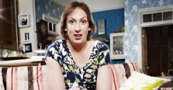 Miranda Hart could be appearing in Doctor Who replacing Karen Gillan (AmyPond) and Arthur Darvil (Rory Williamsl. (Image credit: BBC)