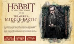 "Warner Bros.has a design competition for Characters, Creatures, Weapons and Locations of ""The Hobbit: An Unexpected Journey""."
