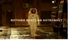 Win a chance to be an astronaut.