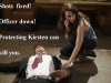 """STITCHERS - """"Full Stop"""" - A shooting leaves Detective Fisher in ICU, and Kirsten on the hunt for the cause in the summer finale of """"Stitchers,"""" airing Tuesday, August 4, 2015 at 9:00PM ET/PT on ABC Family. (ABC Family/Eric McCandless) DAMON DAYOUB, ALLISON SCAGLIOTTI"""