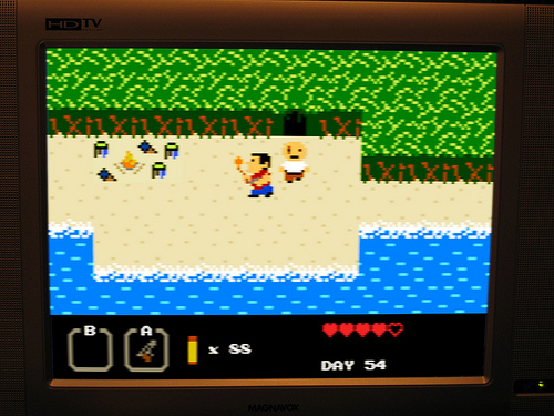 Lost NES Screenshot