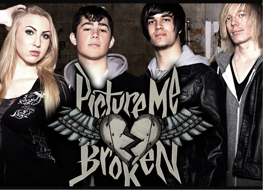 Picture Me Broken is a kick ass band that is on the way up.