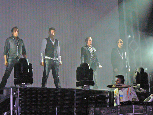 "Back Street Boys ""This Is Us Tour 2010"""
