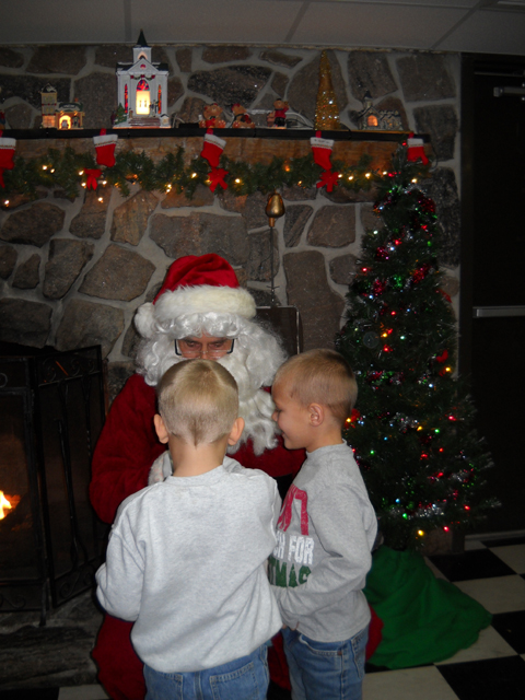 Santa will at Suwannee Lights to hear what you want for Christmas!