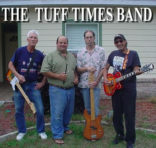 The Tuff Times Band will be back Saturday, Jan. 8, to entertain you with its wonderful classic rock and blues music.