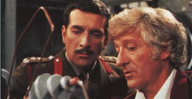 Nicholas Courtney dies