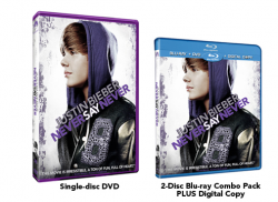 Justin Bieber's Never Say Never can be ordered now. Make sure you get your copy! Order now! Release date May 13, 2011