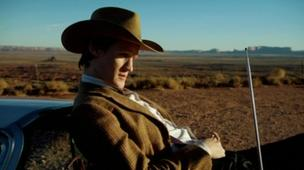"""Doctor Who the new season begins with part one of """"The Impossible Astronaut"""" April 23, 2011. He wears a Stetson now. Stetsons are cool."""