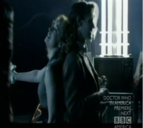 River Song - Alex Kingston and Matt Smith - Doctor Who. Doctor Who: Series 6 - Day of The Moon