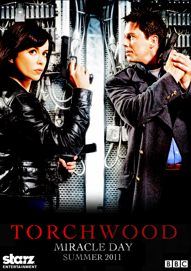 2. Captain Jack Harkness, Eve Myles, Gwen Cooper,Kai Owen,John Barrowman, Torchwood, Torchwood Series 4, Torchwood: Miracle Day,Bill Pullman