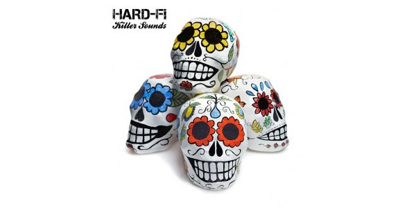 Hard-Fi – Killer Sounds – CD Album Review sampler video.