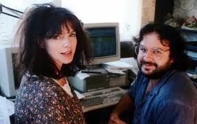 Peter Jackson and Fran Walsh