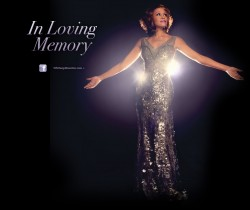 Whitney Elizabeth Houston (August 9, 1963 – February 11, 2012)