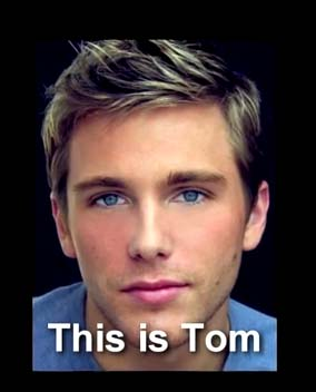 Tom Bridegroom died in an accident.