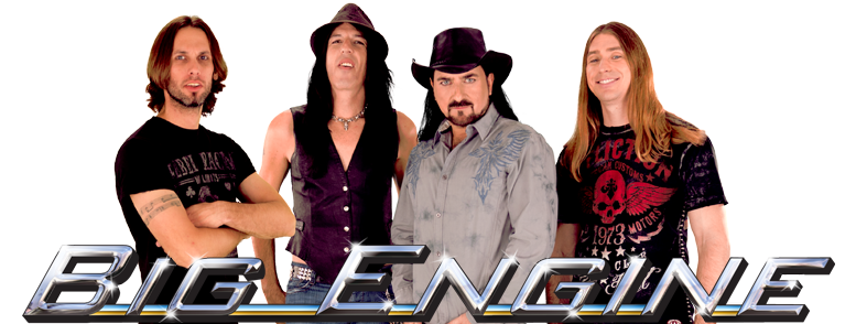 Big Engine Band will hold down the stage on Saturday night with is a super-charged, fully blown rock n' roll machine.
