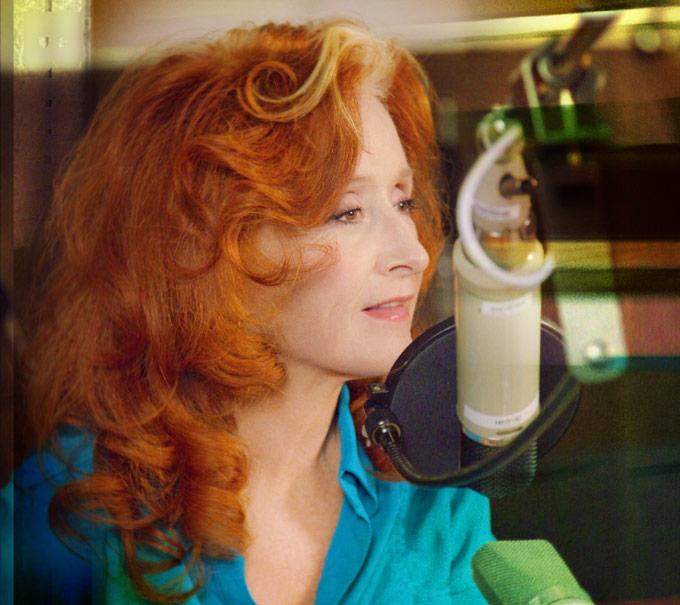 Bonnie Raitt will be appearing at Magnolia Fest SPIRIT OF THE SUWANNEE MUSIC PARK, LIVE OAK, FLA