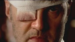 David Morrissey as the one-eyed Governor.