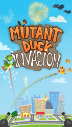Mutant Duck Invasion from Primordial Echo Pty Ltd expected to launch on the 12th for Android soon after for iPhone.