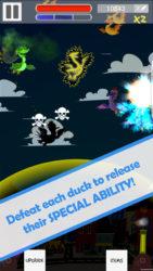 Mutant Duck Invasion battle impossible bosses.