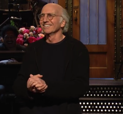 Larry David's Stand-Up Monologue on Saturday Night Live