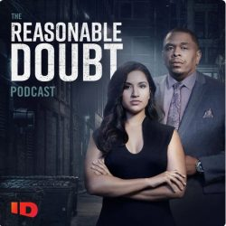 Rob Rosen, Reasonable Doubt creator and Executive Producer with co-hosts Anderson and Silva go through the behind the scenes of each episode. They add clarity, insight and sometimes humor to the episode.